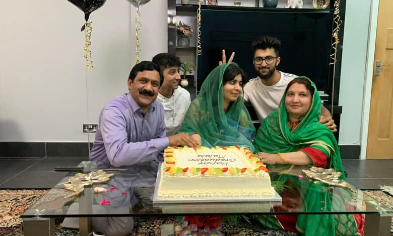Malala who took a bullet for going to school gets Oxford degree