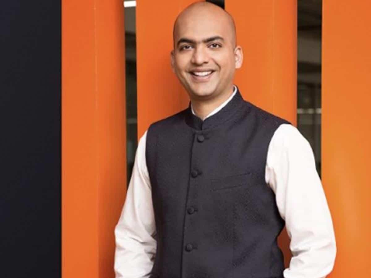 Manu Kumar Jain, Vice President, Xiaomi Global Managing Director,Xiaomi India