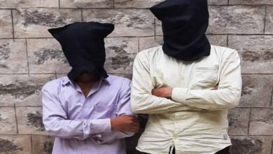 Photo of Hyderabad: Two arrested in real estate agent murder case