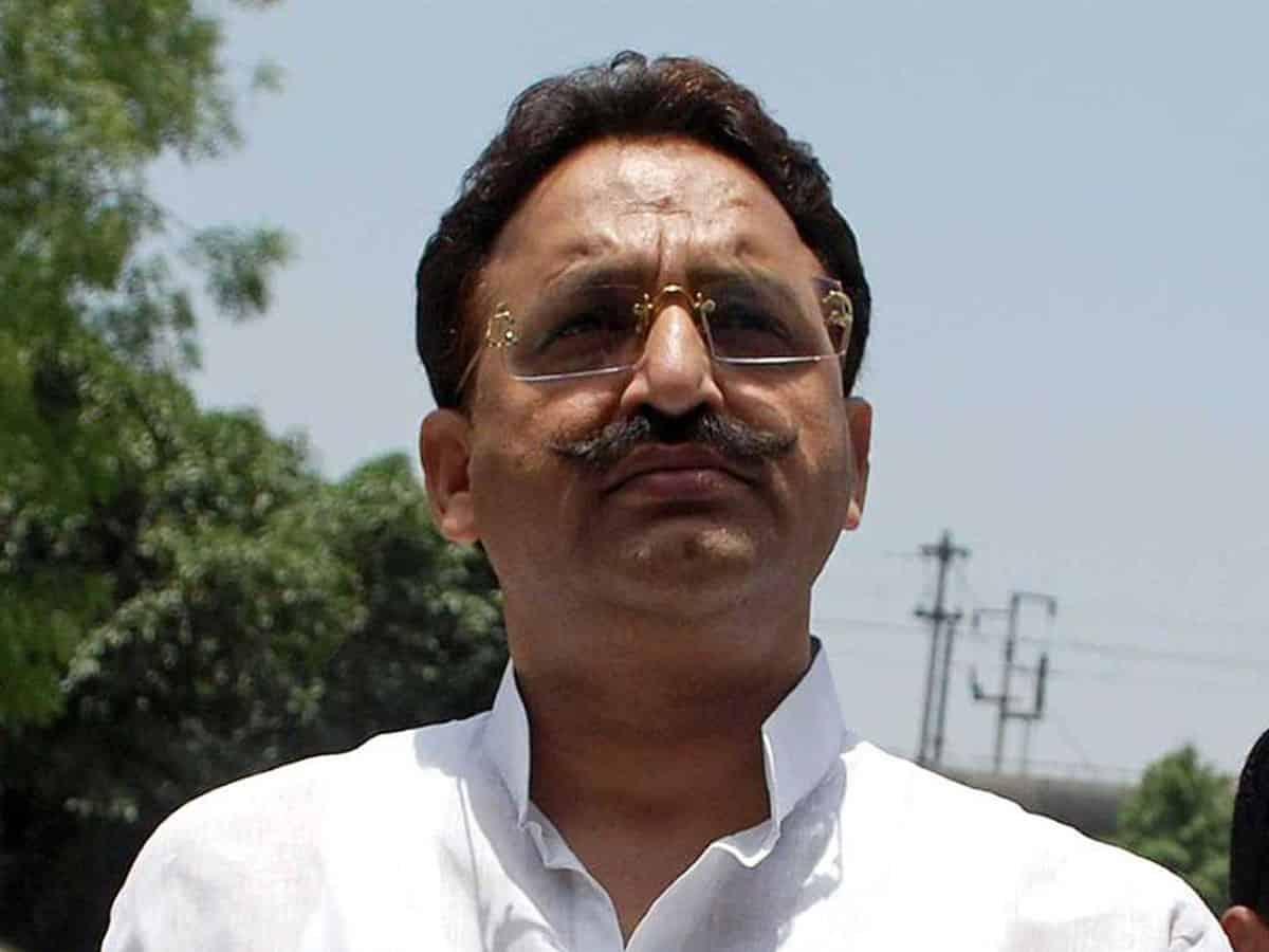 Muktar Ansari
