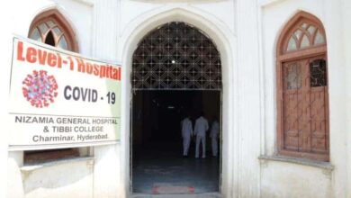 Photo of Covid-19: Telangana records 1,410 cases, 7 deaths