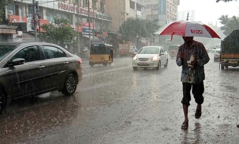 Southwest Monsoon has set in over Kerala today
