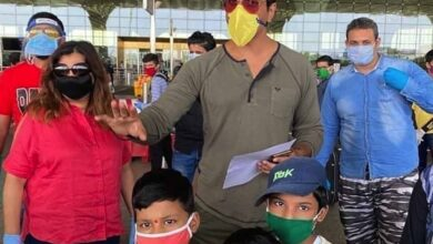 Photo of Another kind gesture, Sonu Sood sends Assam migrants home