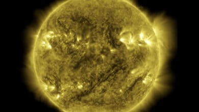 Photo of NASA video shows a 10-year time-lapse of Sun in 61 minutes