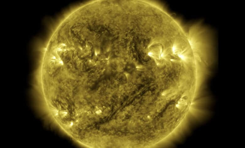 Incredible 10-Year Time Lapse of Sun From NASA's Solar Dynamics Observatory [Video]