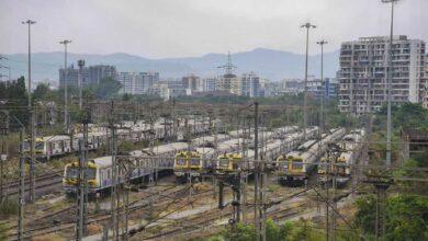 Photo of Railways cancel all regular train services till Aug 12