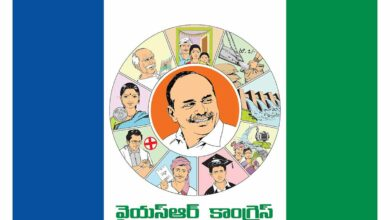 Photo of YSR Congress fails to build up organizational structure