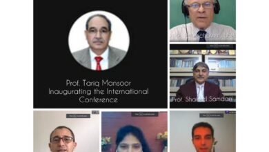 Photo of First International Virtual Conference in the University on 'Globalization of Justice Through- ADR'