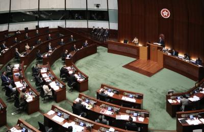 12 HK oppn candidates barred from running in Legco polls