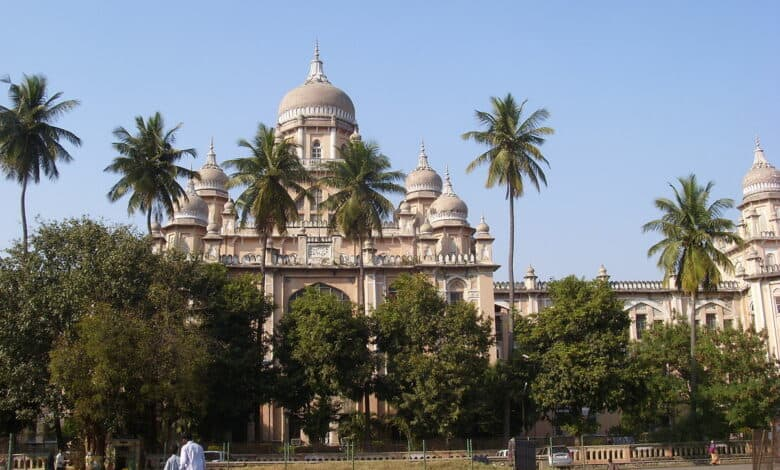 INTACH members plead for restoration of Osmania Heritage Building