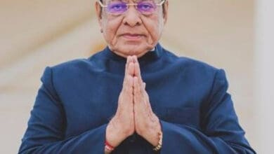 Photo of At 81, Vaghela shows how he beat corona within days