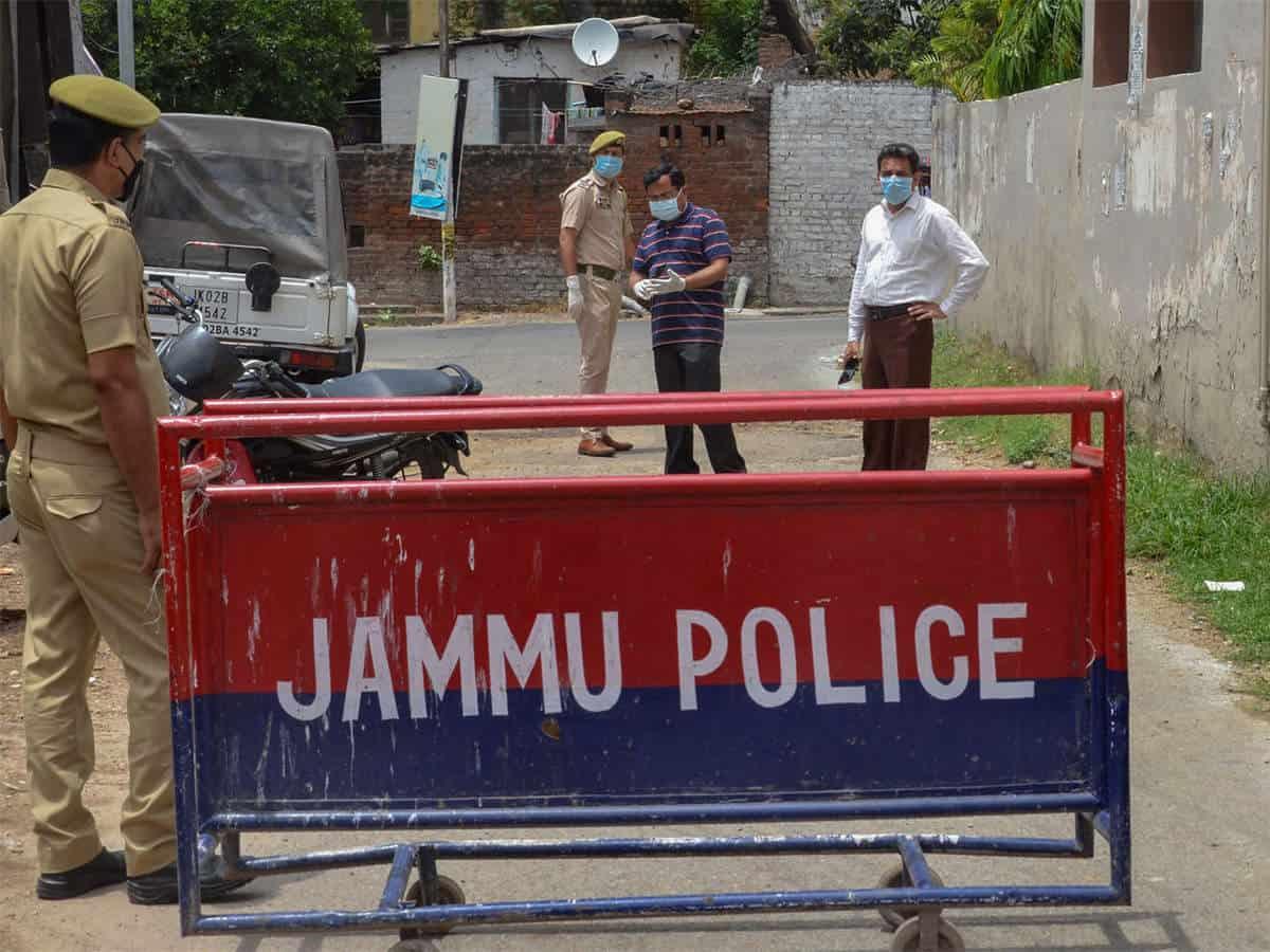 3 terrorist associates nabbed in J&K
