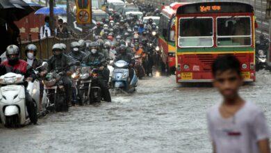 Photo of Heavy Rain in Mumbai