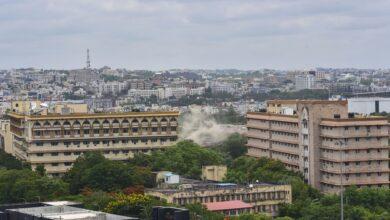 Photo of Telangana's secretariat demolition work starts, roads closed