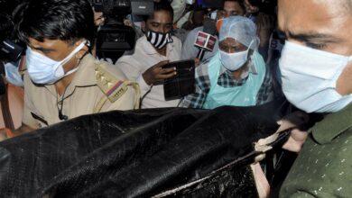 Photo of Gangster Vikas Dubey killed