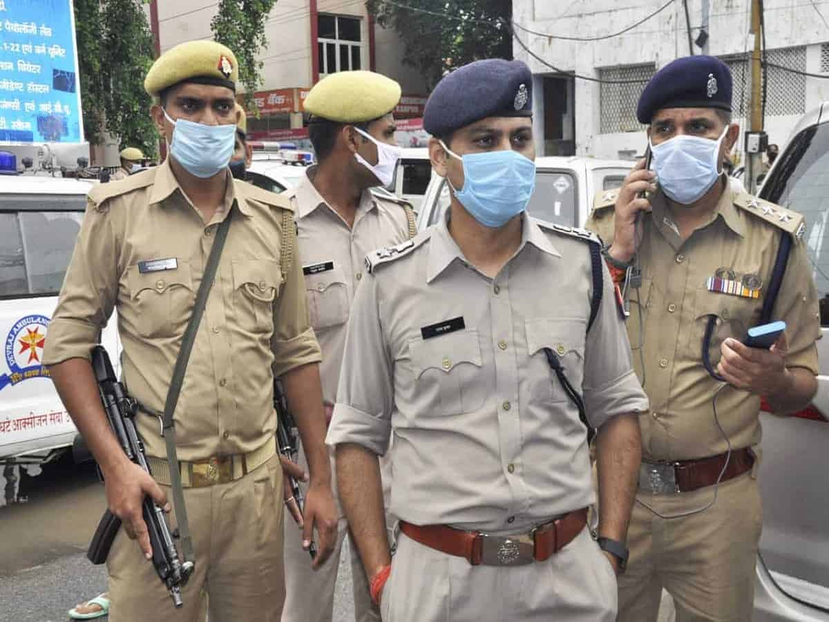 Gangster Vikash Dubey killed