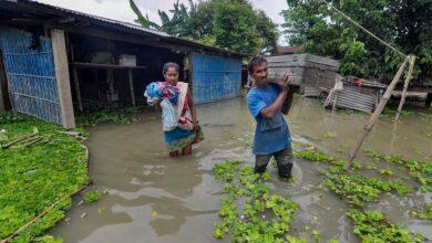 Photo of Assam floods: Morigaon dist