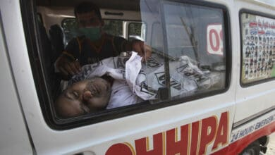 Photo of Man shot dead during blasphemy trial in Pakistan, culprit in custody
