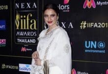 Photo of Rekha's security guard tests COVID-19 positive, bungalow sealed
