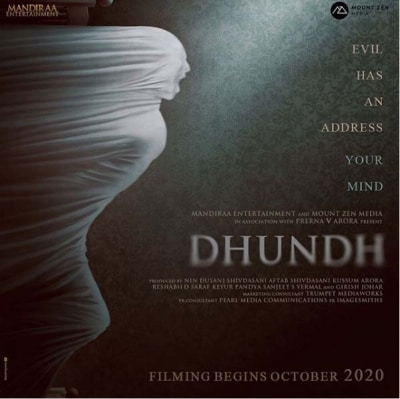 Aftab Shivdasani announces his production 'Dhundh'