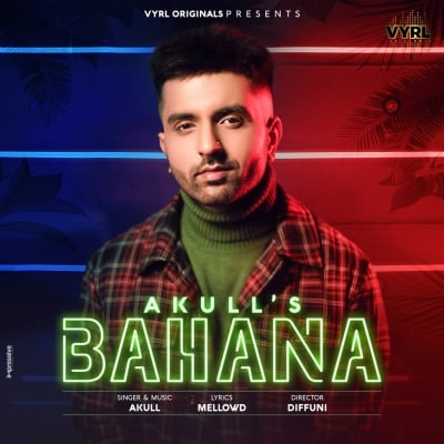 Akull's new track 'Bahana' gets 4.1mn views in a day