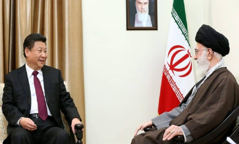 China - Iran