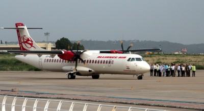 Alliance Air's Mumbai-Bhavnagar flights to resume from July 30