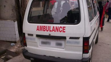 Photo of Jeddah: Patient steals ambulance to escape from hospital