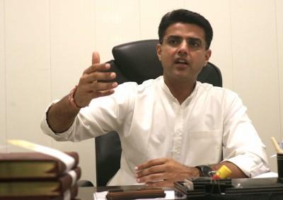 Amid Raj political crisis, Pilot wishes Speaker, PCC chief