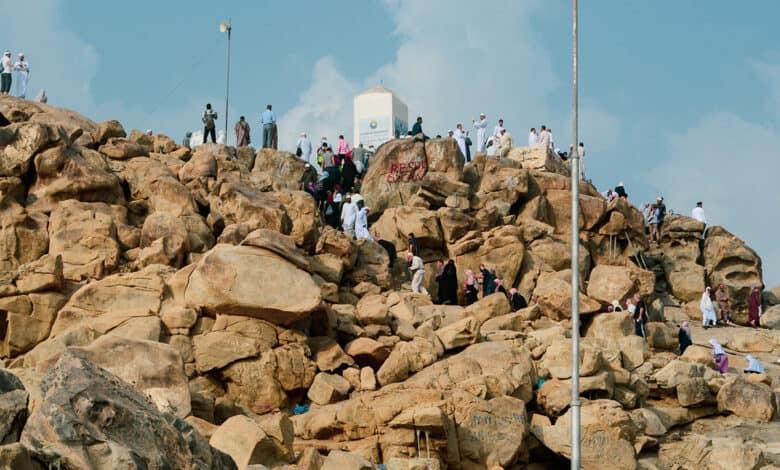 Pilgrims pray on peak day of hajj in shadow of coronavirus