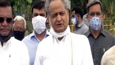 Photo of BJP holding our colleagues as hostages in Haryana: Gehlot