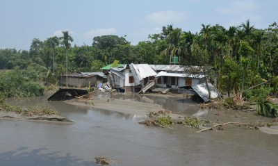 Assam flood situation improves but over 22 lakh still in distress