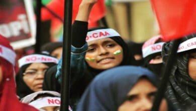 Photo of Political activist Ayisha who topped board exams shares experience