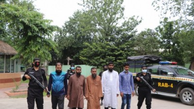 Bangladesh on high alert to foil terror plans on Eid-ul-Azha
