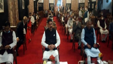 Photo of Three ministers inducted into Himachal Pradesh Cabinet