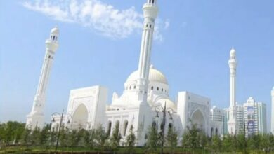 Photo of Chechnya has Europe's biggest, most beautiful mosque