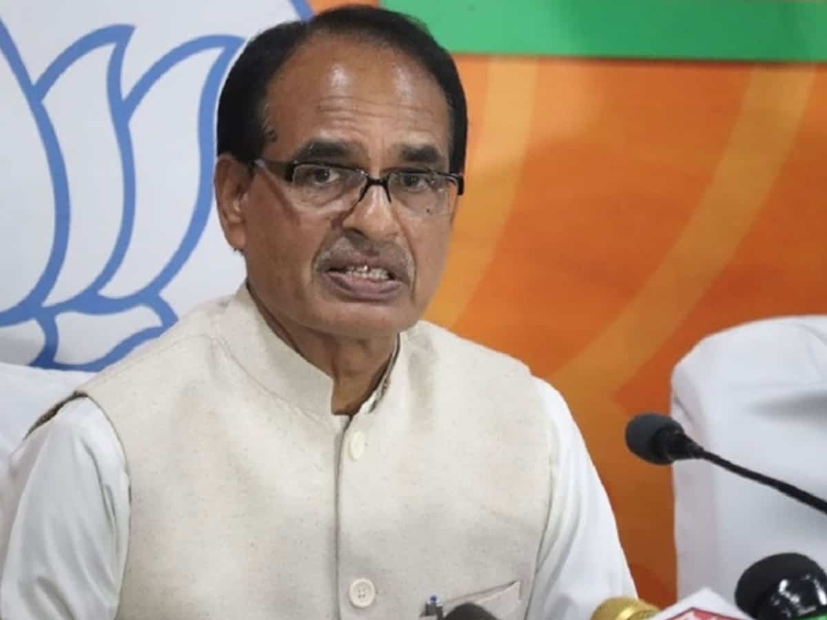 Madhya Pradesh CM Shivraj Singh Chouhan tests +tive for COVID