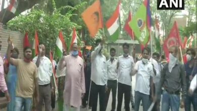 Photo of Coal India workers start strike against privatisaion in Ranchi