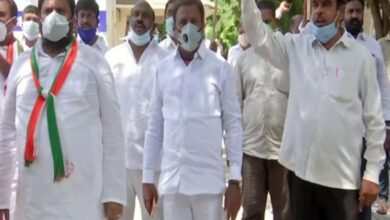 Photo of TS: Congress leaders detained for staging dharna at Raj Bhavan