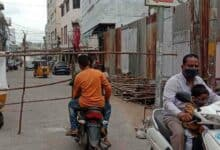 Photo of Containment zones in Hyderabad proving ineffective