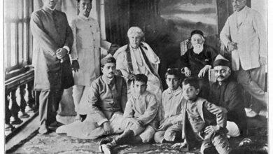 Photo of 'Gandhi had dubbed Dadabhai Naoroji Father of the Nation, Mahatma'