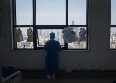 Doctor accuses Wuhan officials of COVID-19 cover-up