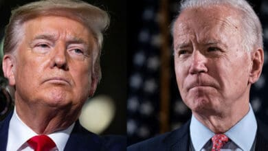 Photo of Biden family selling the country to China, says Trump