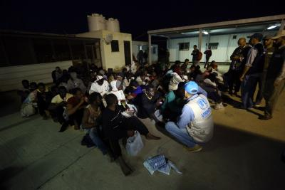 EU agency concerned over COVID-19 impact on migrants, asylum seekers