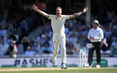 Eng v WI 3rd Test, Day 3: Broad puts hosts in driver's seat (Lunch)