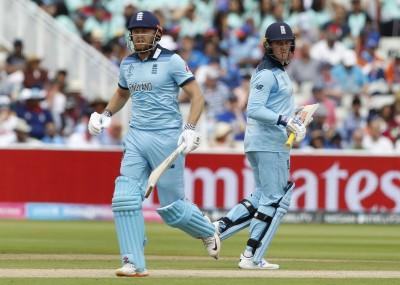 England's Roy, Bairstow on brink of top 10 in ICC rankings