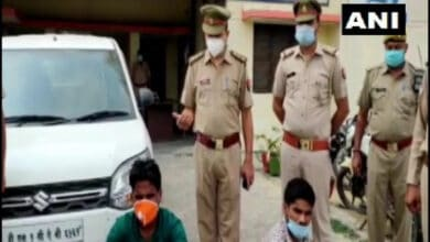 Photo of Four members of car theft gang held in Ghaziabad
