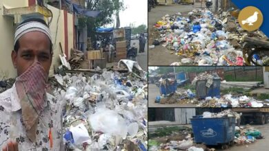 Photo of Garbage lying on streets a persistent issue across Hyderabad