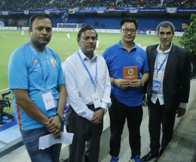 Glad to see the passion and motivation in the coaches, says Doru