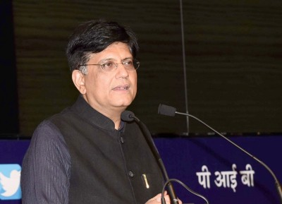 Goyal reviews steps to promote make in India in rlys